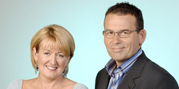 Kay Gregory and Paul Henry hosted Breakfast between 2005 and 2007.
