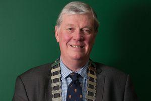 Tararua district mayor Roly Ellis.