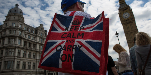 New Zealanders weren't alone in looking to take advantage of Brexit. Photo / Getty Images