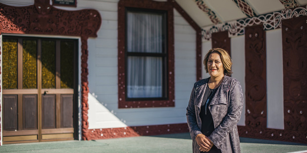 Ikaroa-Rawhiti Labour MP Meka Whaitiri encourages people to get on board with te reo Maori.