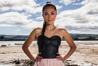 Hinerauwhiri Paki, star of new bilingual drama This is Piki featuring on Maori TV.