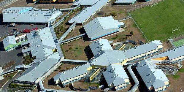 "Wolston Correctional Centre in Brisbane where Andrew Molo broke another inmate's jaw over ""missing milk""."