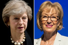 Theresa May and Andrea Leadsom are in the running to become the next UK PM. Photo / AP, Getty Images