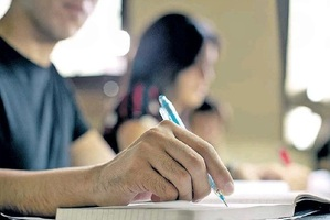 There were 12 breaches of NCEA exam rules in Hawke's Bay last year.