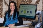 Te Mihinga Komene, Te Reo Educational Consultant, has created Maori names for various social media and online magazines in te reo. Photo / Jason Oxenham