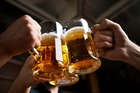 A pint after exercise can help to replace carbohydrates and electrolytes, but there's a catch. Photo / iStock
