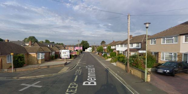 Busloads of tourists are arriving in Kidlington, but no one really knows why. Photo / Google