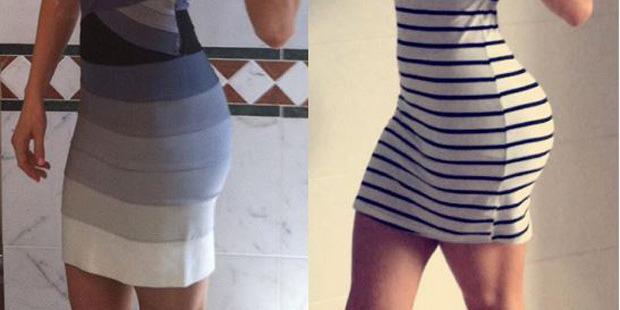 Aussie fitness guru Emily Skye shows off her 'booty gains'. Photo / Instagram / emilyskyefit