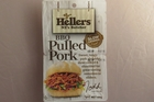 Heller's BBQ Pulled Pork. $5 for 180g. Photo / Supplied