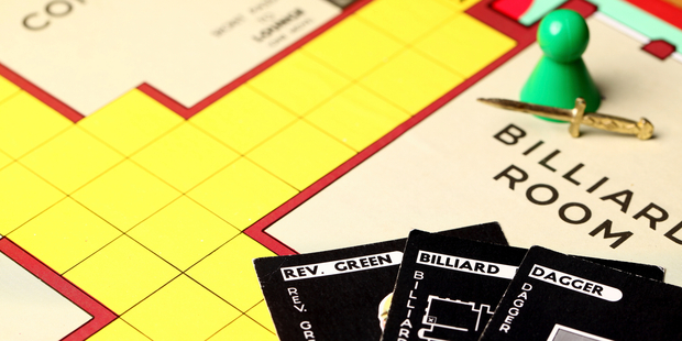 Cluedo have killed off the housekeeper Mrs White. Photo / iStock