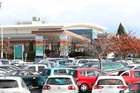 Average late-morning congestion in the Hawke's Bay carparks. Photo / Duncan Brown