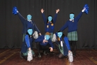 CHB College students created a Dance4Asthma video. Photo / Nicki Harper