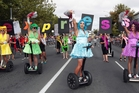 Auckland's Pride Festival is now an event enjoyed by the whole community. Photo / Doug Sherring
