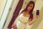 Kim Kardashian - part of an alternate reality. Photo / Instagram