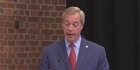 Watch: Watch: Farage quits as UKIP leader