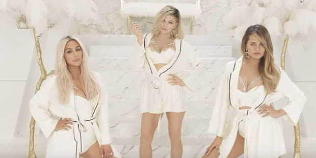 Fergie's new video is supposed to empower other mums.