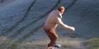 Watch : Frost boarding in Northland