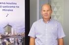 Miraka chief executive Richard Wyeth talks about the New Zealand Internatioal Business Awards.