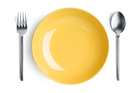 Yellow plates encourage dementia sufferers to eat bigger portions. Photo / Getty