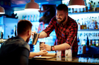 These tips will make a night out at a bar an enjoyable experience for both you and your bartender. Photo / iStock