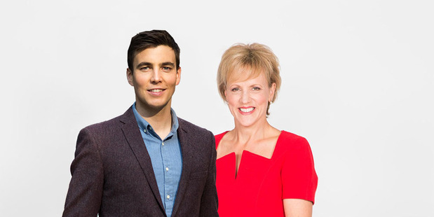 Jack Tame and Hilary Barry are rumoured to be taking over Breakfast at TVNZ.