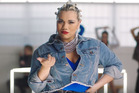 Parris Goebel has an important message...about your mail.