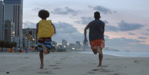 The new Rio Olympics video clip follows four kids as they train in their chosen sports.