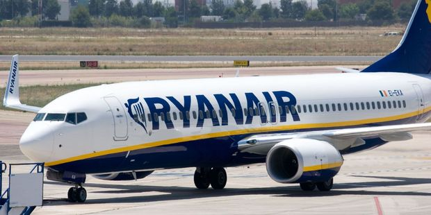 The woman was banned from flying Ryanair for life. Photo / 123RF