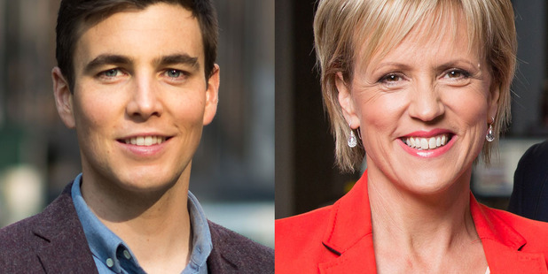 Jack Tame and Hilary Barry are rumoured to be teaming up to take on presenting duties for TVNZ's Breakfast.