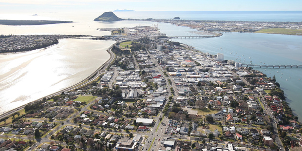 House values in Tauranga continue to soar, with the average home now worth nearly $600,000. Photo/file