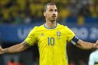 Zlatan Ibrahimovic. Photo / AP
