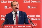Labour Party Leader, Andrew Little introducing new housing policies to combat Auckland's housing crisis. Photo/Nick Reed