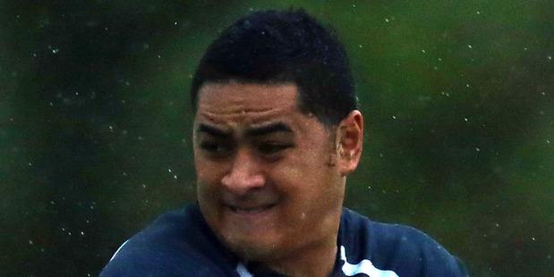 Junior Sefo of College Rifles is accused of rape. Photo / File