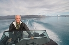Avatar director James Cameron is appearing in a Tourism New Zealand campaign to promote New Zealand