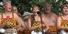 Watch the Patea Maori Club perform Poi E