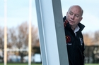 Bay rugby referees boss Bruce Dockary wants to put sideline abuse behind him. Photo / Paul Taylor
