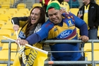 Will Super Rugby fans, such as Selena Crouch and Jake Te Wao, of Hastings, join the Global 10s party?