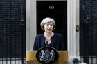In a world where political reputations can be shredded in an instant, May is the ultimate political survivor. Photo / AP
