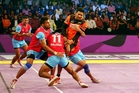 Kabaddi's intricacies can be elusive for the uninitiated. Photo / AP