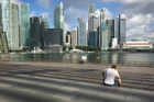Singapore is the beneficiary of Lee Kuan Yew's doggedness. Photo / AP