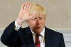 Former London Mayor Boris Johnson is now Britain's Foreign Secretary. Photo / AP