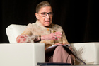 Supreme Court Justice Ruth Bader Ginsburg. Photo / AP