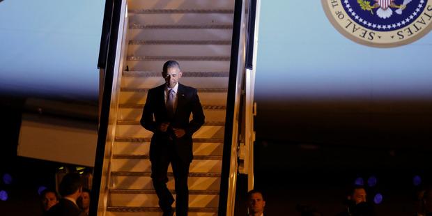 US President Barack Obama is to address the Dallas memorial service tomorrow. Photo / AP