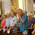 People pray at Sainte-Reparate cathedral, in Nice, southwestern France, Friday, July 15, 2016. Photo/AP