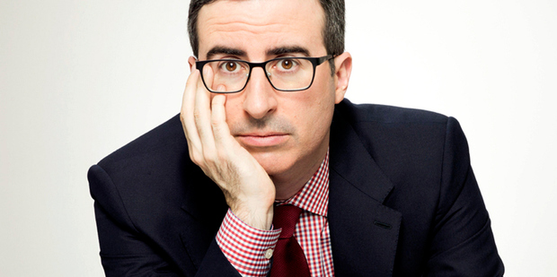John Oliver's hilarious hate mail has been revealed.