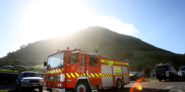 A Mount Maunganui home was saved from extensive fire damage by a working smoke alarm. Photo/File