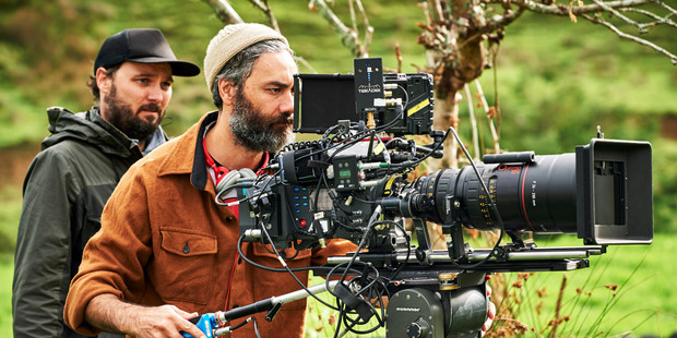 The Hunt for the Wilderpeople has hit Rotten Tomatoes top 100 films of all time. Photo / File