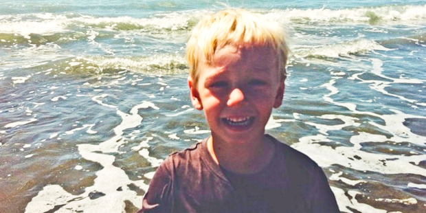 5 year old Leon Michael leFleming Jayet-Cole died from head injuires in Christchurch hospital. Photo / Supplied
