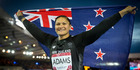 Olympians like Valerie Adams prove anyone can become world-class if devote themselves to deliberate practice. Photo / Greg Bowker