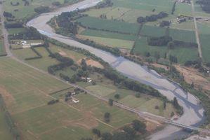 The Waiohine River in Wairarapa.